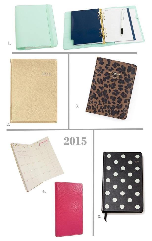 2015 agendas