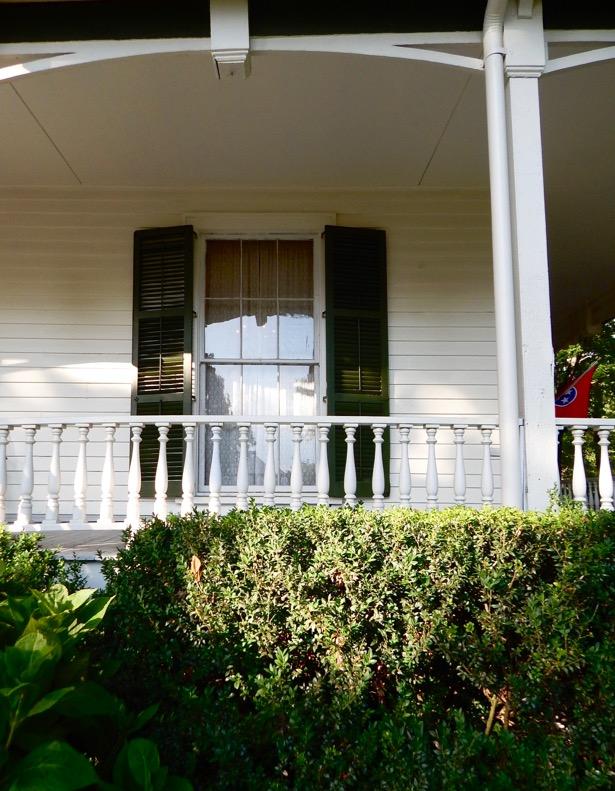 Maby-Hazen House Window Detail. Read about it on penderandpeony.com