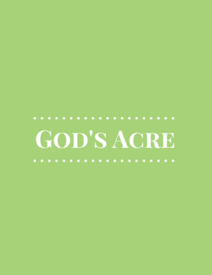 Southernisms-god's-acre
