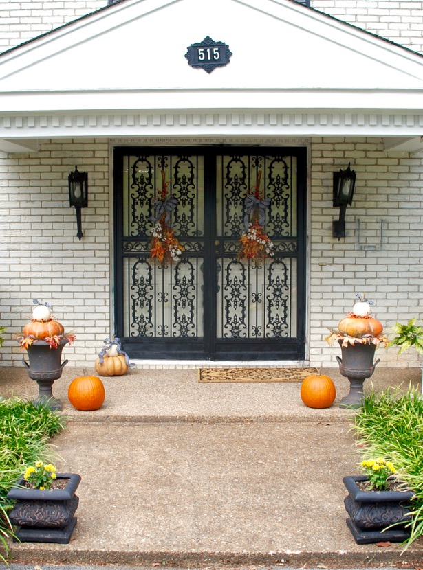 Simply Home Decorating: Fall Home Tour With Simply Seasonal