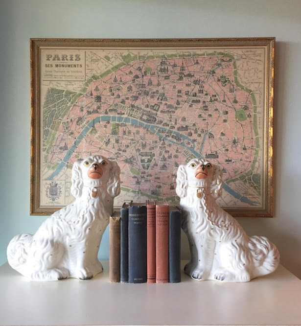 Decorating mantles since the 1840s the Staffordshire spaniel is a winsome figurine adding charm and style to any room. Learn more about these figurines and why they became popular in the 19th century.