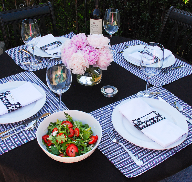 Follow these 3 rules to host a noteworthy summer dinner party filled with good conversation, delicious food, and plentiful libations.