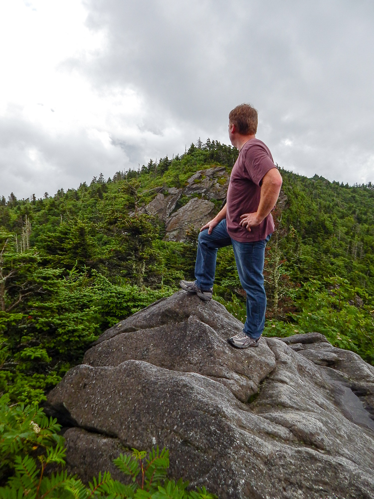 Experience the wonder and adventure of Grandfather Mountain with breath-taking vistas, alpine hiking trails, and rugged mountain scenery.