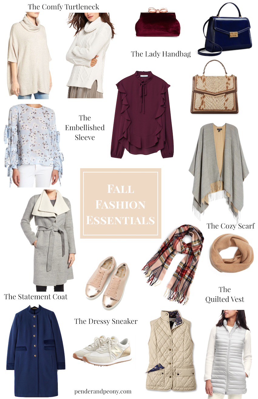The fall fashion essentials you need for a cozy, stylish autumn!