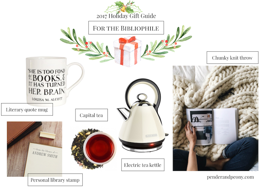Check off every name on your Christmas list with Pender & Peony's 2017 Holiday Gift Guide! These 7 curated gift guides cover every personality from the globe trotter to the Southern lady.