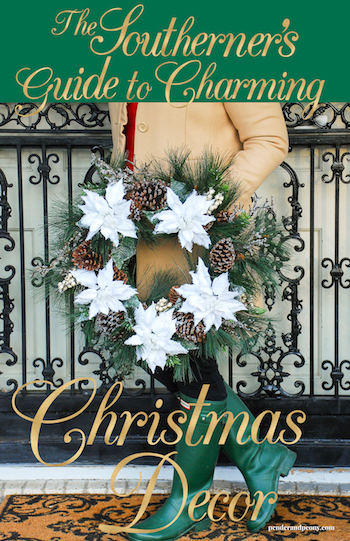 5 holiday decorating tips to add that special Southern charm to your Christmas decor. Join the Pender & Peony social circle to get access to the guide now! With over 15 inspiring Christmas decor ideas and 3 videos let your Christmas decorating start here!