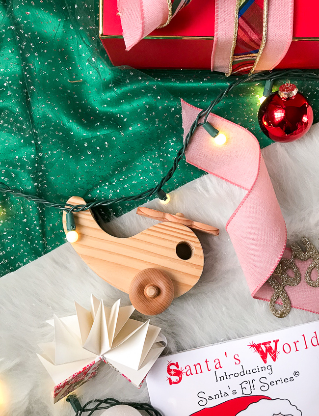 Wooden toys for handcrafted Christmas gifts!