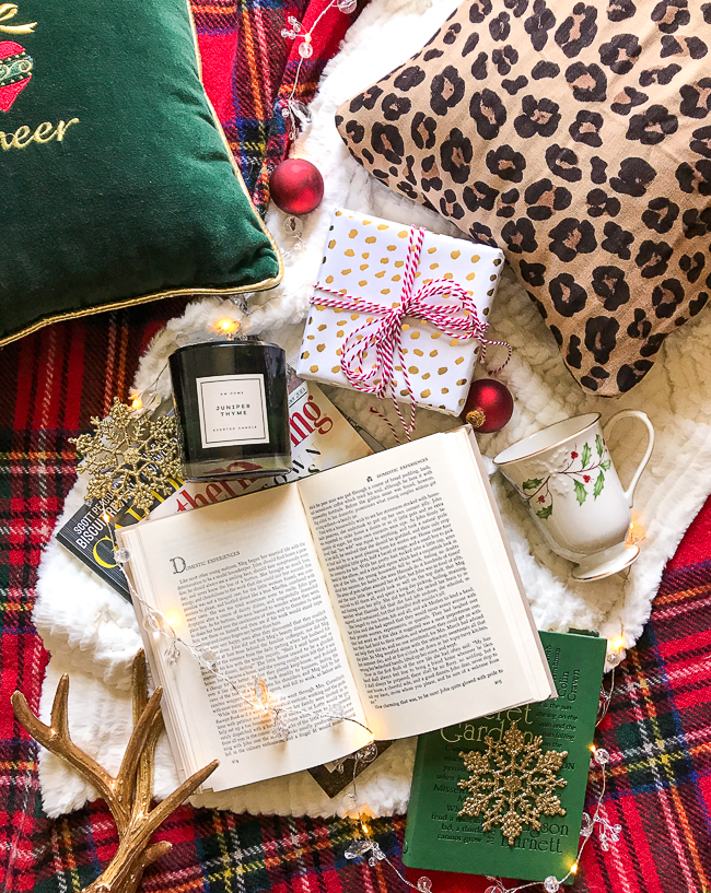 Leopard print and polka dots are great pairings for plaid mixes