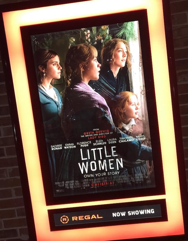 Little Women Movie 2019 - Poster