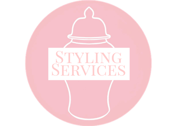 Styling Services on Pender & Peony