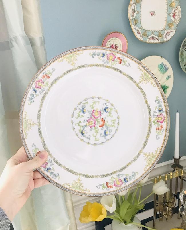 Noritake Kiva pattern platter