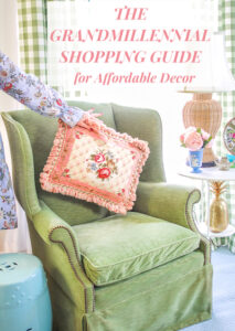 The Grandmillennial Shopping Guide