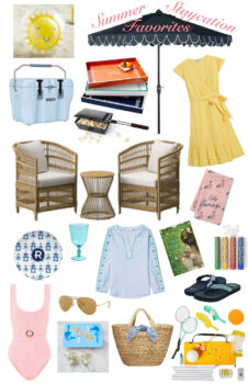 Summer staycation favorites for backyard fun