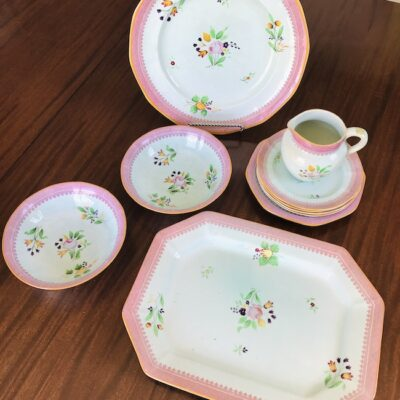 Caylx Adams Dishes - set of 10