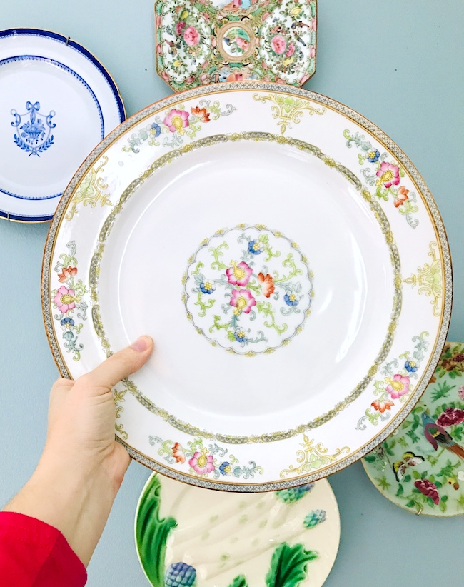 Noritake, The Kiva pattern platter