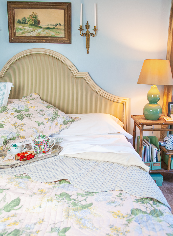 Quality percale sheets make all the difference to a comfortable sleep