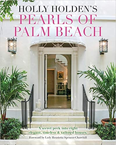 Pearls of Palm Beach by Holly Holden book cover