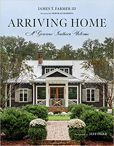 Arriving Home by James T. Farmer book front cover
