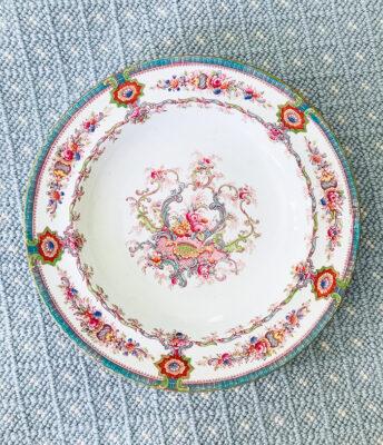 Royal Cauldon dessert bowl