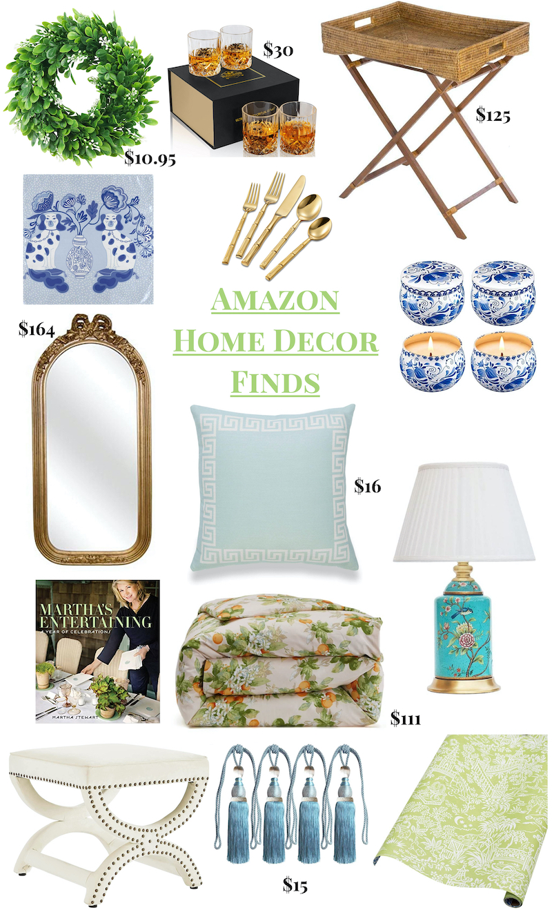 Amazon Home Decor Finds - Don't miss Prime Day for the best deals!