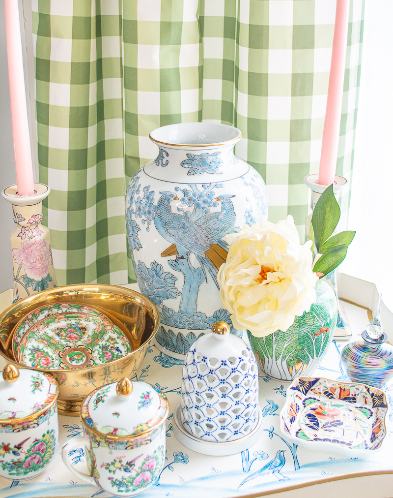 Consign with Pender & Peony to sell your vintage and antique curios