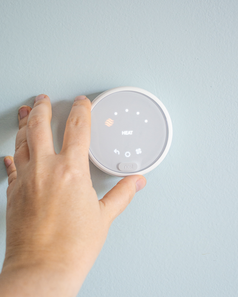 Nest digital thermostat is an energy saver
