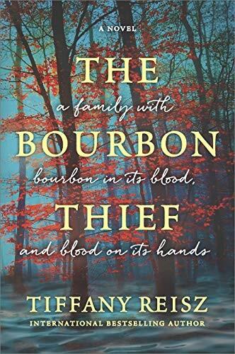 The Bourbon Thief book cover