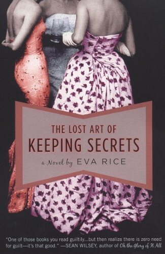 Summer Reading List - The Lost Art of Keeping Secrets book cover
