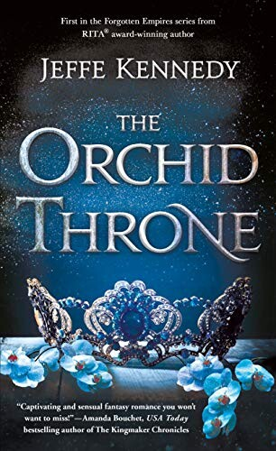 Summer Reading List: The Orchid Throne book cover