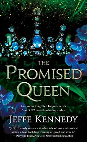The Promised Queen book cover