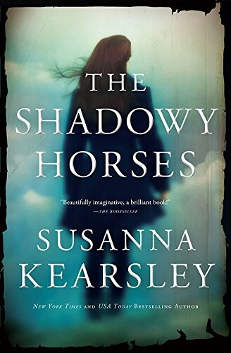 The Shadowy Horses book cover