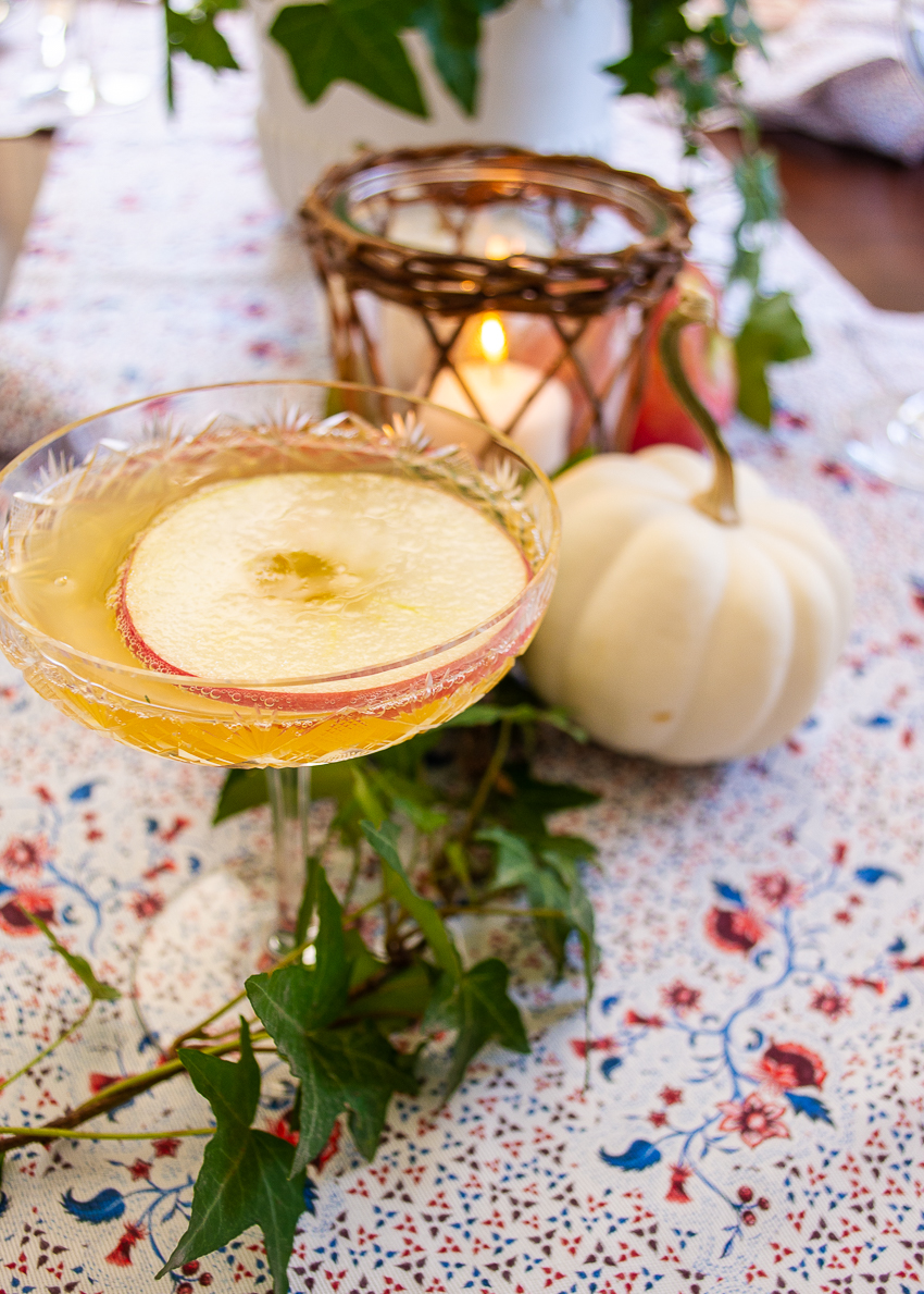 apple cider mimosa the easiest tastes like fall cocktail